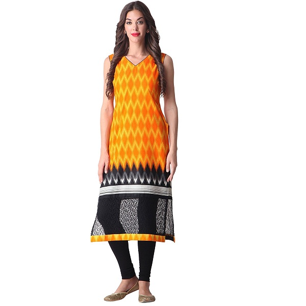 Libas Womens Straight Kurta