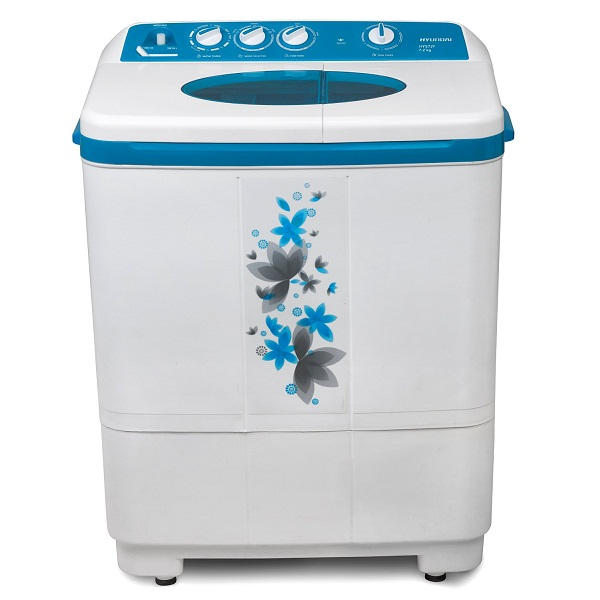 Hyundai HYS72F Semi automatic Top loading Washing Machine