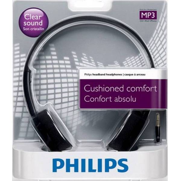 Philips Wired Headphones