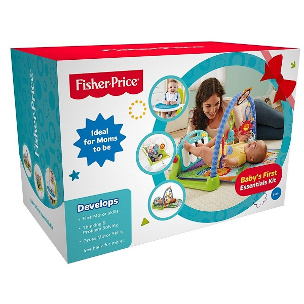 Fisher Price 4in1 Babys First Essentials Kit