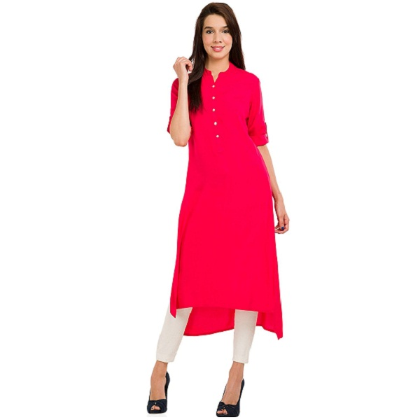 Vishudh Womens Straight Kurta