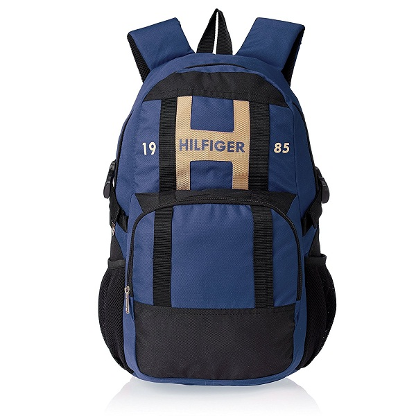 Tommy Hilfiger Blue Casual Backpack