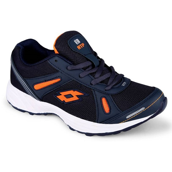 Rich N Topp Striker Blue Running Shoes