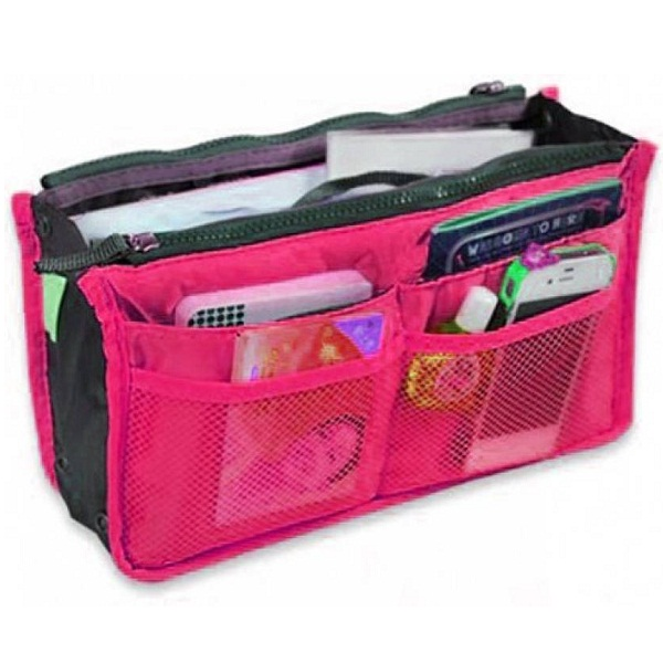 Everything Imported Ladies Gadget Pockets Handbag