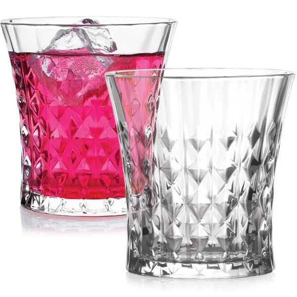 Prego Pack of 6 Tesoro Series Glass Set