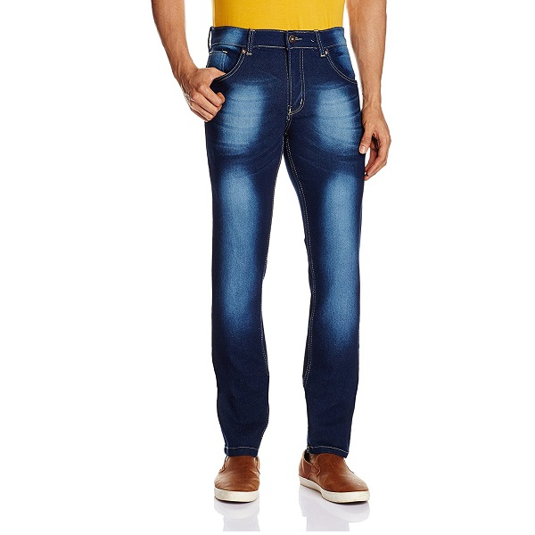 Urban District Mens Slim Fit Jeans