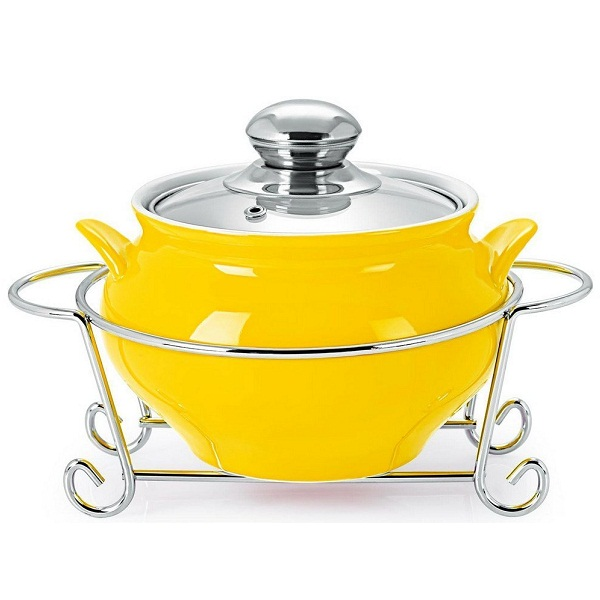 Cello Prego GUSTO HANDI CASSEROLE WITH METAL STAND