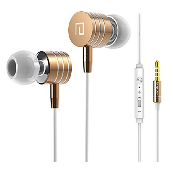 Langsdom i7 Metal Subwoofer Earphone with Mic