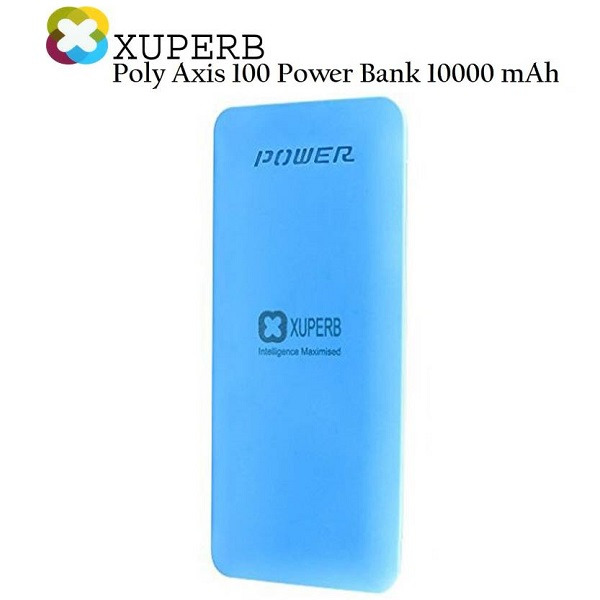 Xuperb 10000 mAh Power Bank