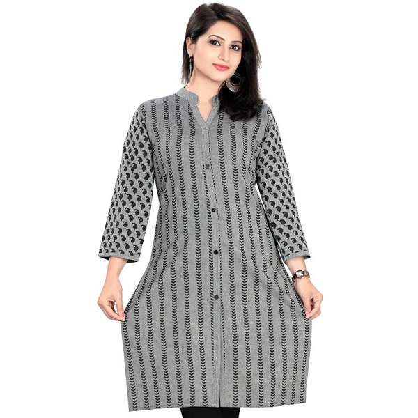 Meher Impex Casual Printed Womens Kurti