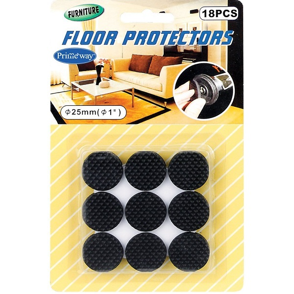 Primeway Furniture Floor Protector 18 Pcs Set