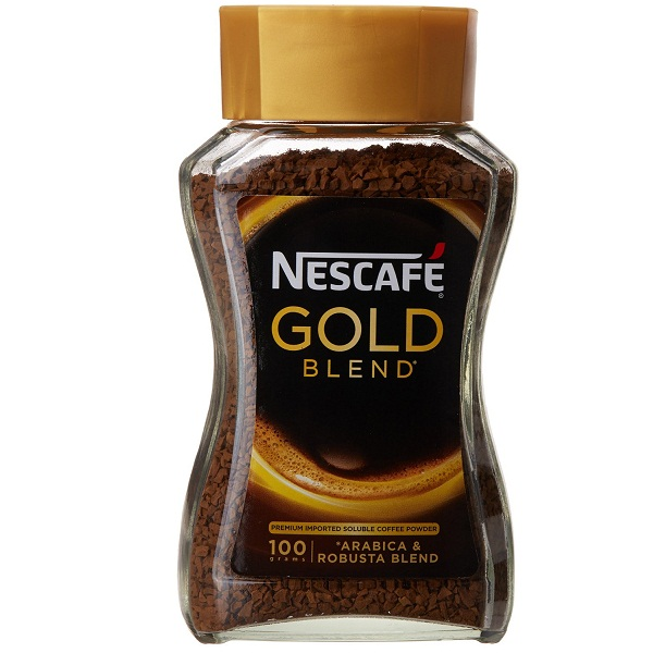 Nescafe Gold Premium Blend Instant Coffee 100g