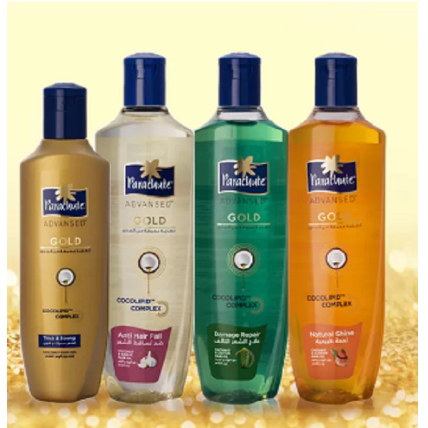 Parachute Advansed Gold Hair Oil