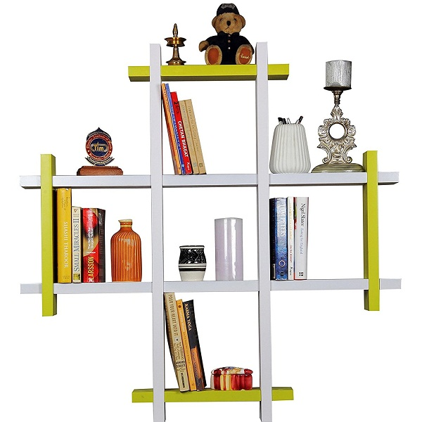 Forzza Lydia Lacquered Shelf