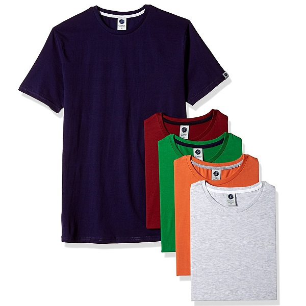 Symbol Mens T Shirt Pack of 5
