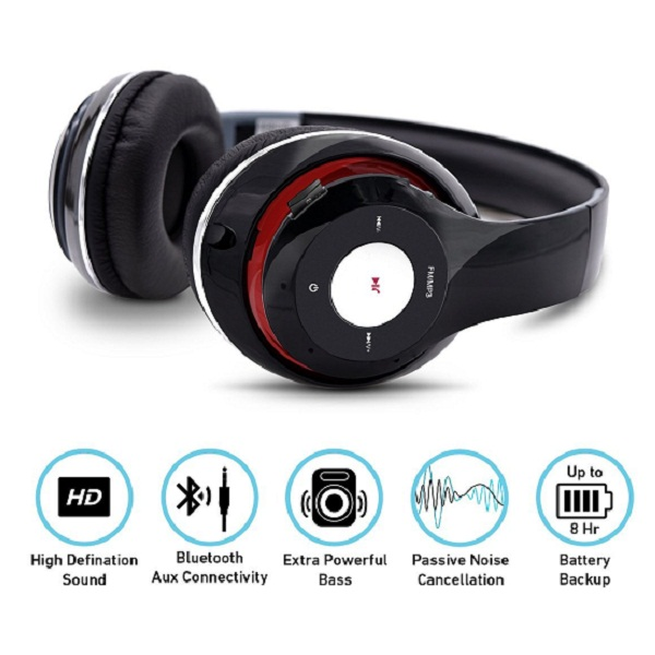 SoundLogic HD Bluetooth Headphone