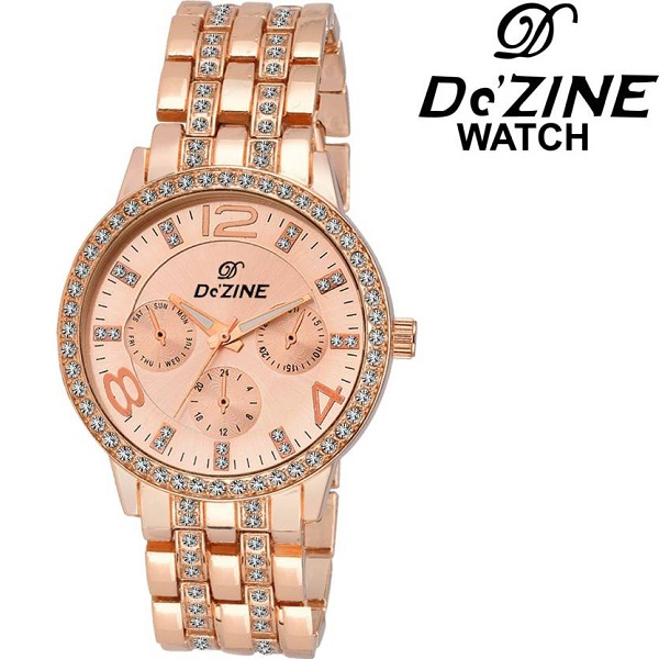 Dezine Analog Watch