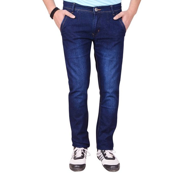 Montare Club Slim Mens Blue Jeans