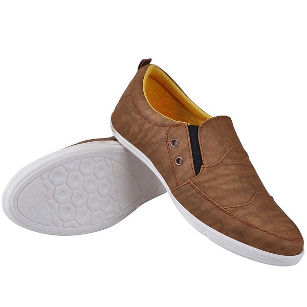 FAUSTO Mens Casual Loafer