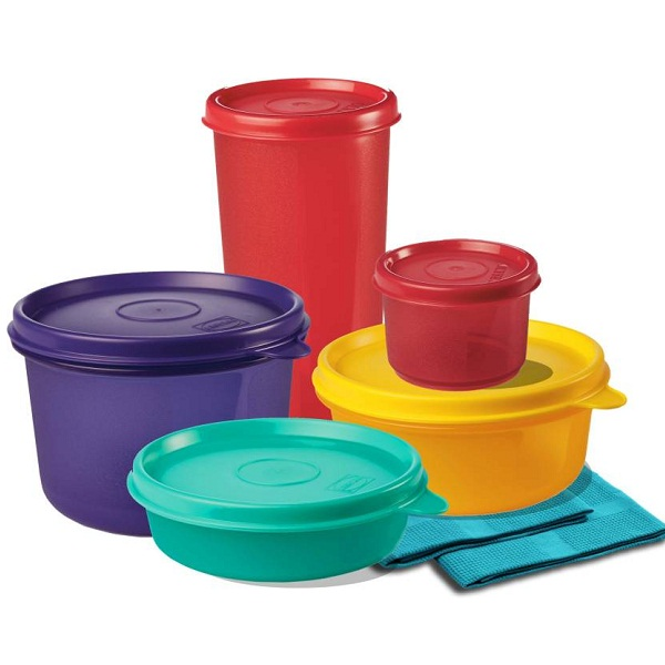 Food Storage Pack of 5