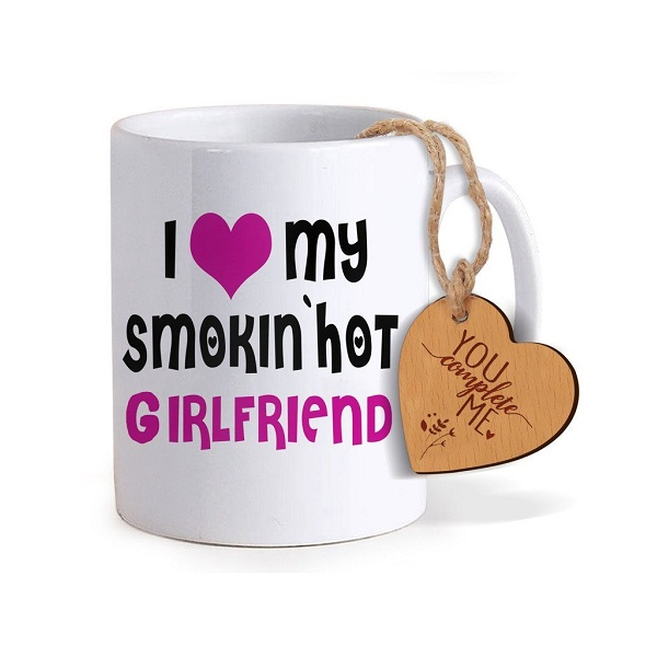 TiedRibbons Valentine Gift For Girlfriend Coffee Mug