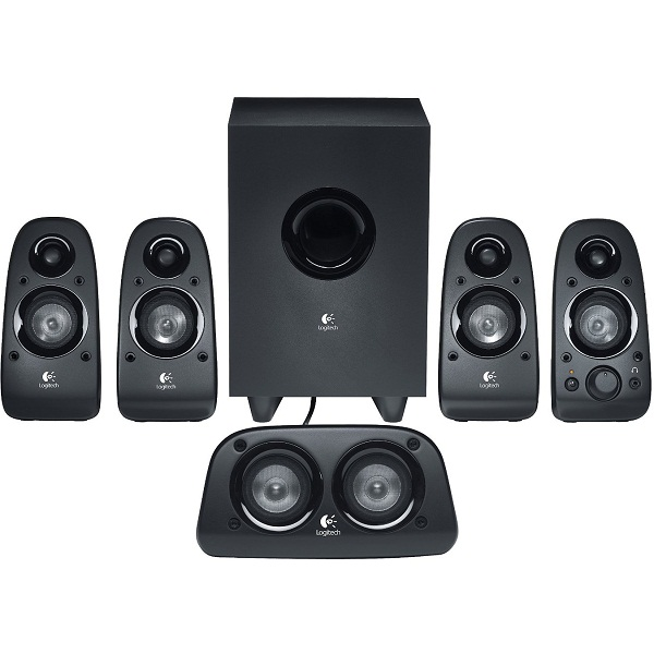 Logitech Z506 Surround Sound multimedia Speakers