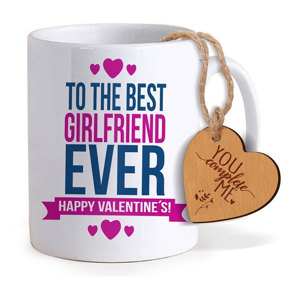 Tiedribbons Valentine Gifts For Girlfriend Coffee Mug Price In India