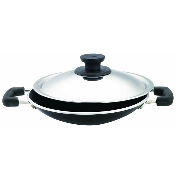 Pigeon Non Stick Appachetty with Lid