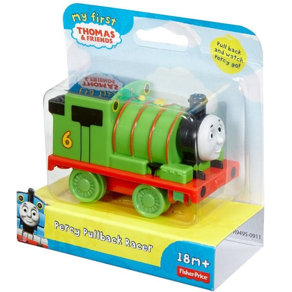 Thomas n Friends Percy Pullback Racer