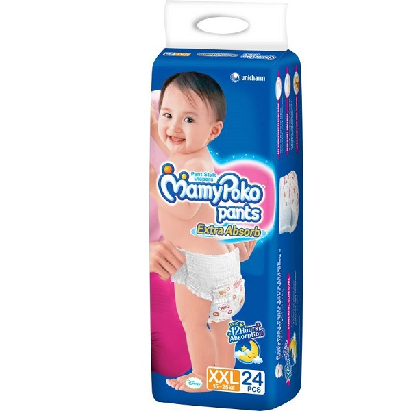 Mamy Poko Pants XXL 24 Pieces