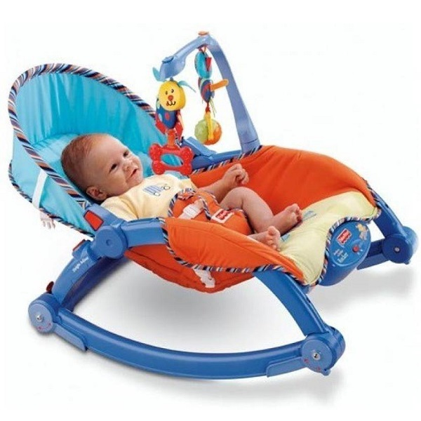 The Flyers Bay Baby Chair Cum Rocker