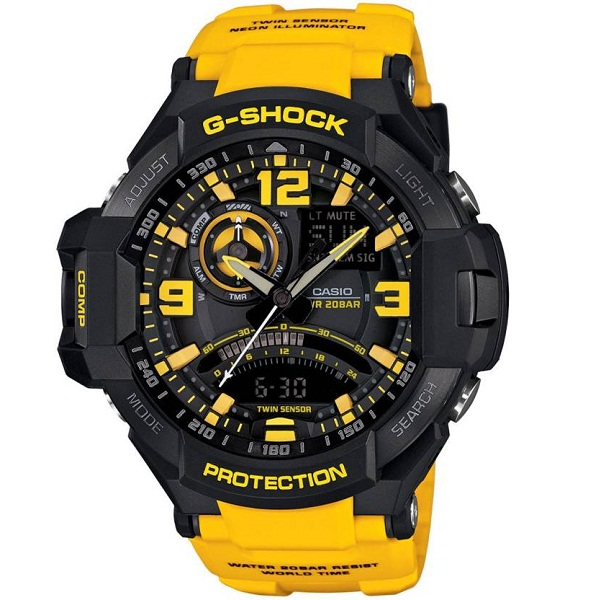 Casio G543 GShock Analog Digital Watch For Men
