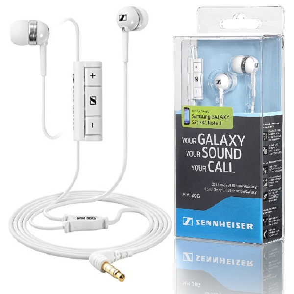 Sennheiser MM30G In Ear Headset for Samsung Galaxy