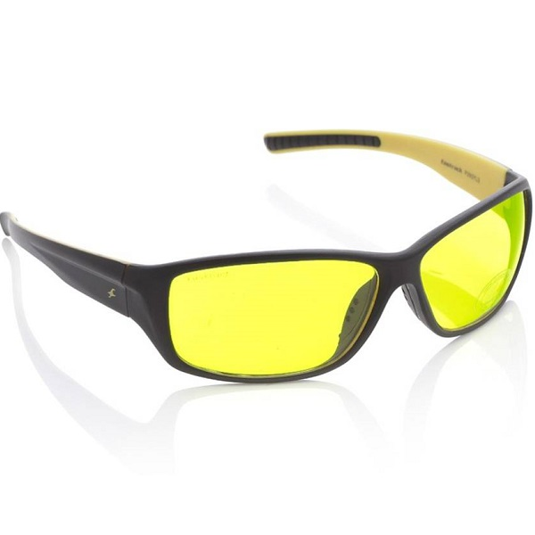 Fastrack P293YL3 Wrap around Sunglasses