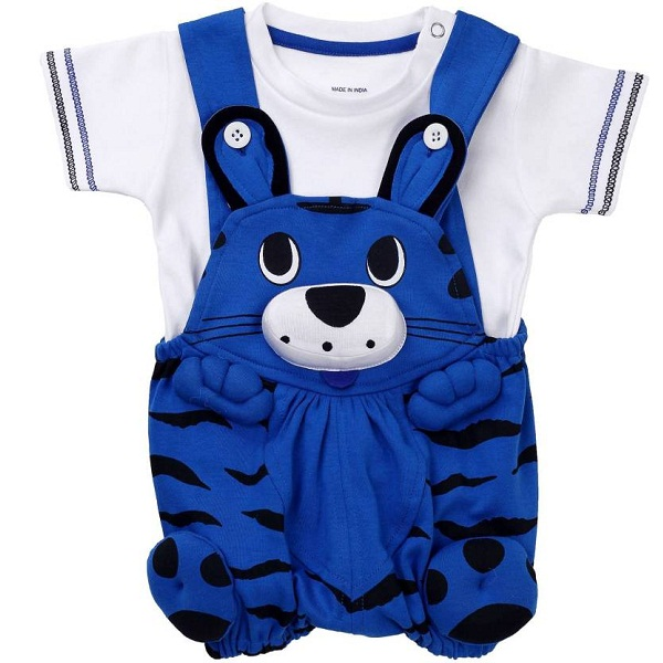 NammaBaby Dungaree For Boys And Girls