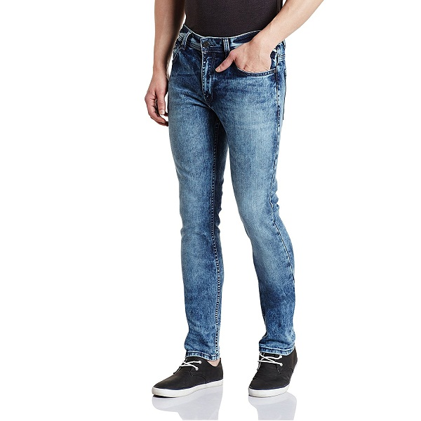 Locomotive Mens Slim Fit Jeans