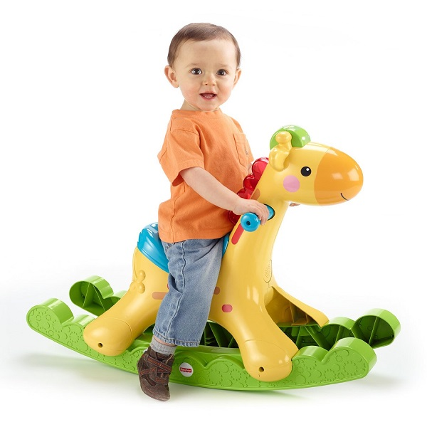 Fisher Price Rockin Tunes Activity Centre Giraffe
