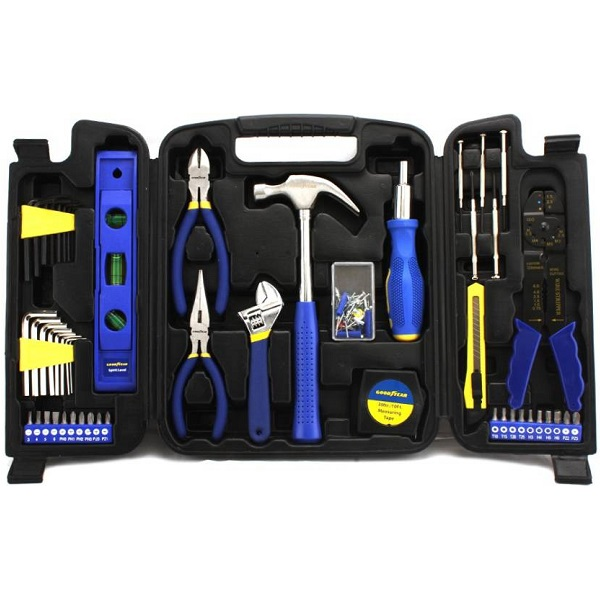 GoodYear Household Hand Tool Kit