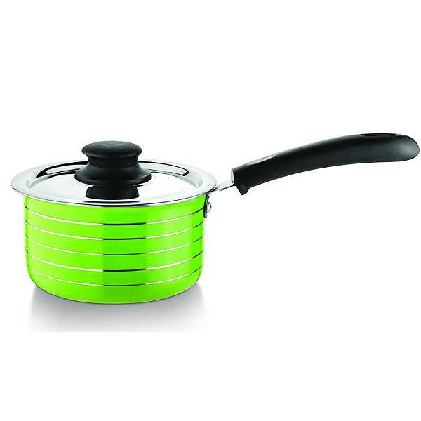 Classic Essentials Sauce Pan with Steel Lid