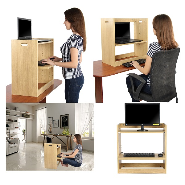 FITIZEN adjustable desk for laptop