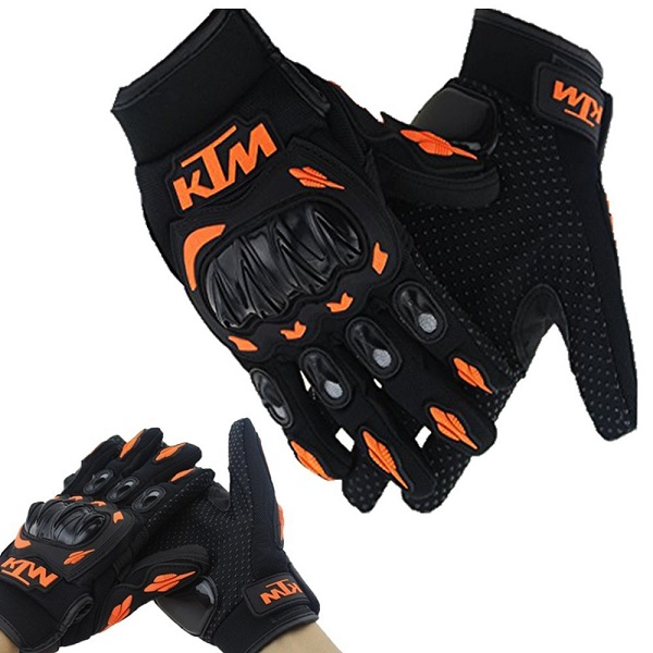 Vheelocityin KTM Gloves KTM Bike Riding Gloves