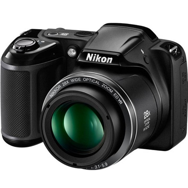 Nikon Coolpix L340 Point And Shoot Camera