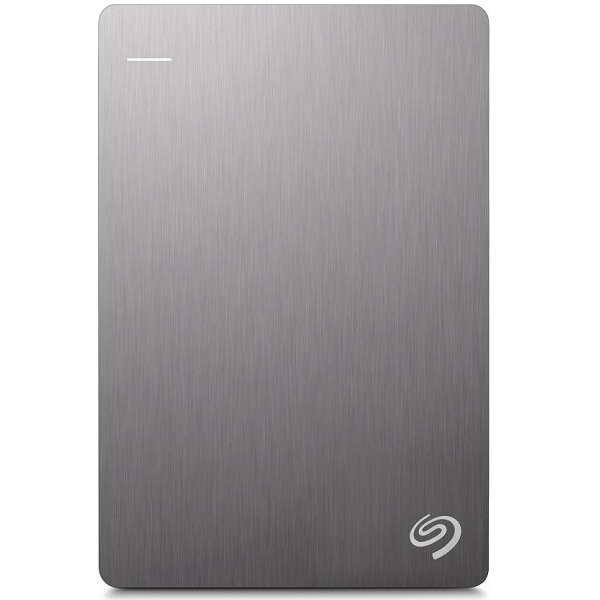 Seagate Backup Plus Slim 1 TB Wired External Hard Disk Drive