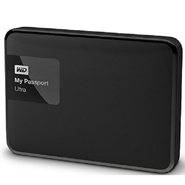 WD My Passport Ultra 1TB Portable External Hard drive
