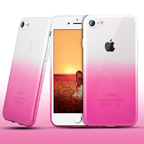 KAPA Flexible Back Case Cover for Apple iPhone