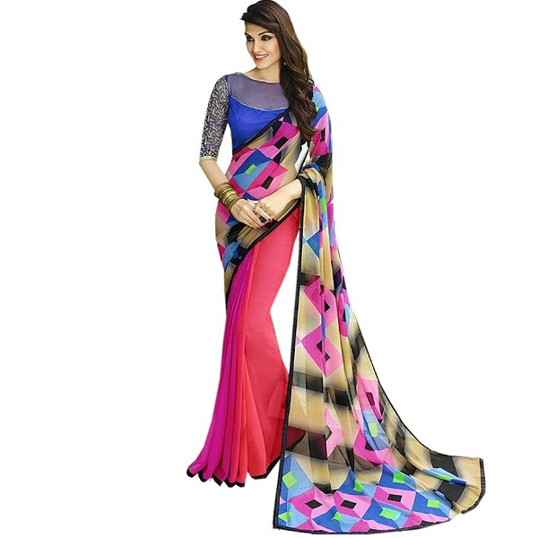 Arawins beautiful bollywood Saree