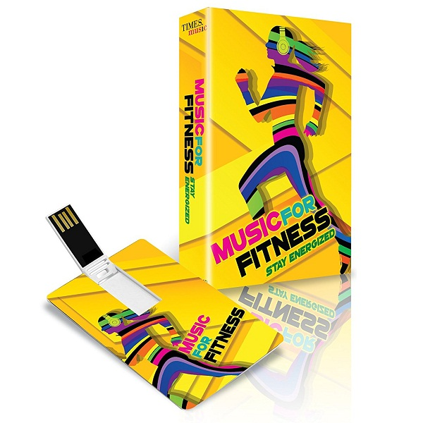 Music Card Music For Fitness