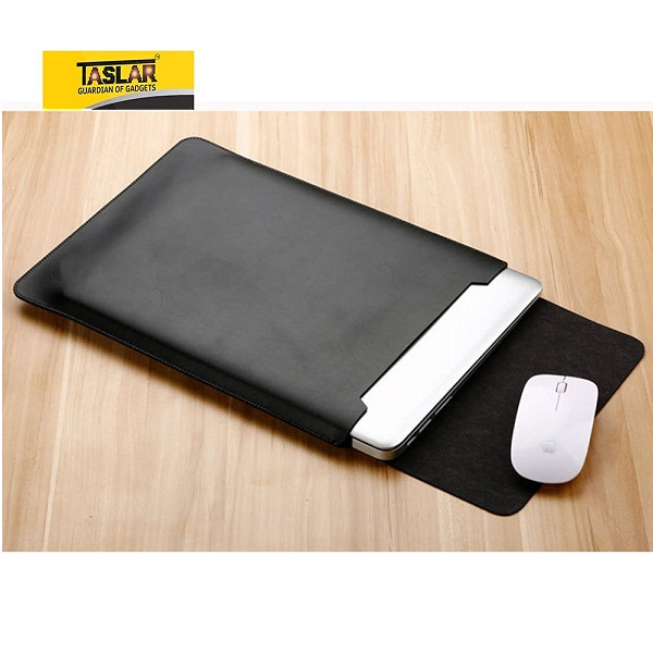 TASLAR Laptop Case Cover Carry Bag holder with safe mouse pad