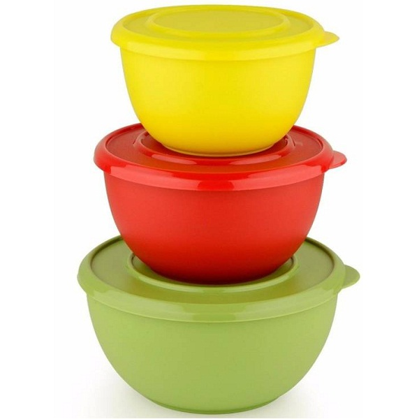Lavi Microwave Safe Bowl Pack of 3
