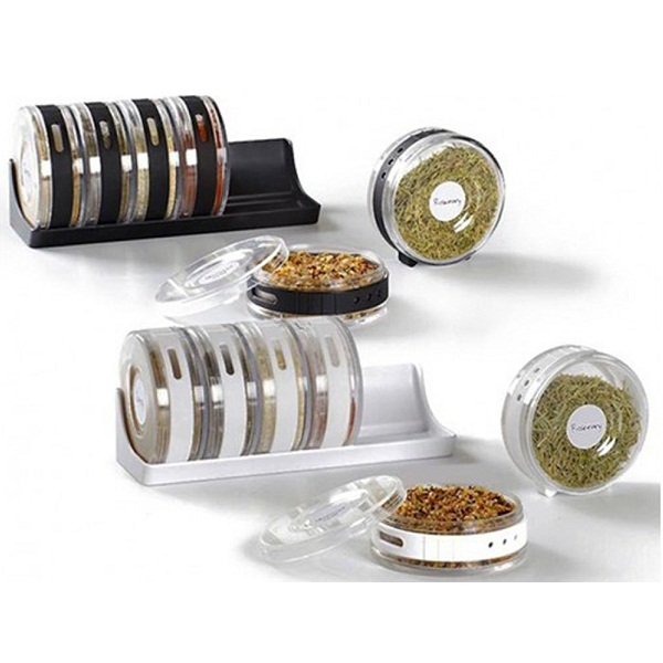 DivineXt Cylindra Spice Rack